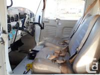Cessna 1964 150D Total hours 5536. Since overhaul 350