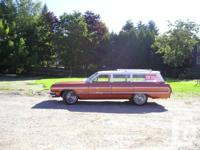 327 V8, POWER GLIDE TRAN, AIR CRED, DAILY DRIVER, ALL