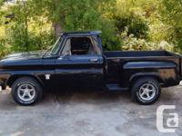 Used, Inspected! Custom built Chevy Pickup! Edelbrock for sale  British Columbia