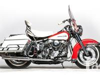 - 74 CI Duo-Glide Panhead - The FLH was the higher
