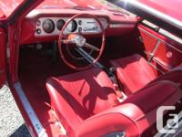 Make Chevrolet Year 1964 Colour red Trans Automatic