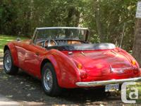 Make Austin Year 1965 Colour red Trans Automatic kms