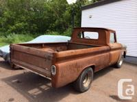 Make Chevrolet Model 1500 Year 1965 Colour Grey kms, used for sale  Prince Edward Island