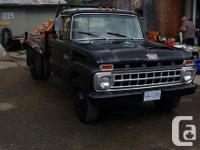 Make Ford Model F-250 Year 1965 Colour Black Trans