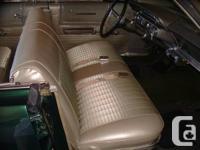 1965 Ford Galaxie 500 4 door Hardtop. 390 4bbl,  power