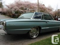 1965 Ford Tbird  auto insured daily driven. 54000 miles
