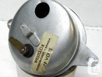 1965 Pontiac 66 67 Beaumont SD Console Clock 1965