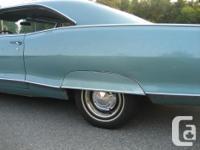 Make Pontiac Year 1965 Colour Blue Trans Automatic kms