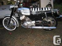 Make Suzuki Year 1965 1965 Suzuki T10, 250 cc, 2 cyl, 2