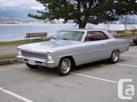 19,500 obo, car is in chevy II trim but do have most