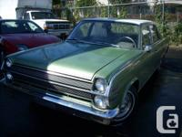 1966 AMERICAN AMBASSADOR ,**ONE OWNER, ALL SERVICE