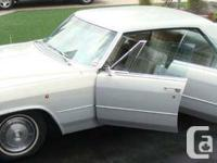 1966 Cadillac Sedan De Ville , in perfect driving