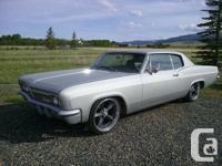 66 Temper resto-rod. This automobile runs excellent,