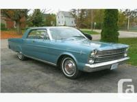 Meaford, ON 1966 Ford Galaxie 4 Door Hardtop This