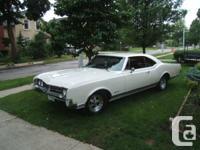 1966 Oldsmobile Delta 88 ... 2 door hard-top ... 425 cu