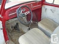 Make. Volkswagen. Model. Beetle. Year. 1966. Colour.