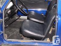 Make Austin Model Mini Colour Blue Trans Manual kms