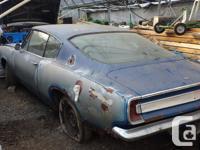 Make Plymouth Year 1967 Colour original grey blue Was