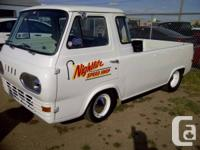 67 Ford Econoline hot rod pick up Very cool 60's style