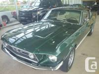 Coastal Ford Burnaby  1967 Ford Mustang!! Yes 1967!! A