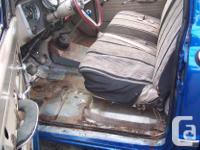Make GMC Model 1500 Year 1967 Colour Blue kms 1000000