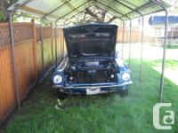 Make Ford Year 1967 Colour blue Trans Manual '67