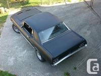 Make Ford Model Mustang Year 1967 Colour Black kms