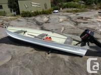 "Selling a 1967 StarCraft aluminum boat, ""shiplap"" style"