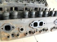 1968 Chevrolet cylinder heads from 327-210 HP Chevy