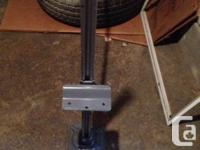 Hello  Complete Original factory Bumper Jack from an