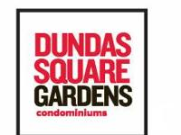 CONDOMINIUMS at DUNDAS SQUARE GARDENS  **