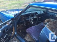 Make Buick Model Skylark Year 1969 Colour Blue Trans