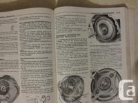 Well used 1969 Dodge service manual original edition.