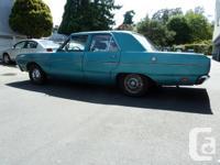 Make Dodge Model Dart Year 1969 Colour Light Turquoise
