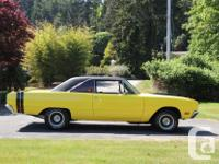 Make Dodge Model Dart Year 1969 Colour Yellow/black