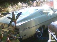 69 Fairlane 500 Fast Back, by 2nd owner, Hate to give
