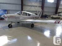 Piper PA28-140 4-place aircraft in excellent & well