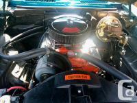 Make Chevrolet Model Camaro Year 1969 Colour Blue kms