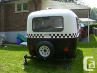 Coming out of storage this coming weekend. 1970 Boler,