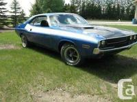 1970 Dodge Opposition, 340 cu. in., Edelbrock Torker