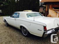 1970 LINCOLN MARK III - 2door Collection Coupe 460