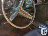 Make Mercury Model Cougar Year 1970 Colour XR7 Trans