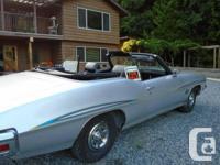 Make Pontiac Model LeMans Year 1970 Colour silver kms