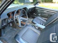 Make Pontiac Model LeMans Colour silver kms 100000