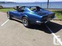 Make Chevrolet Year 1971 Colour Blue Trans Automatic