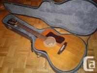 Here is a rare and hard to find 1971 Guild F-30 NT