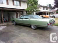Beautiful Lincoln   460 v8 All original 86, 000 miles