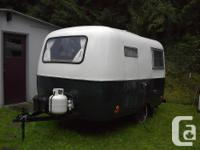 We are selling our 13' 1972 Boler which has been