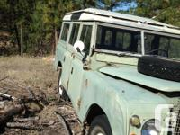 Make Land Rover Model Discovery Series II Year 1972