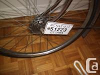 An oldie but a Goodie ! :0) I have a Raleigh Sports 3